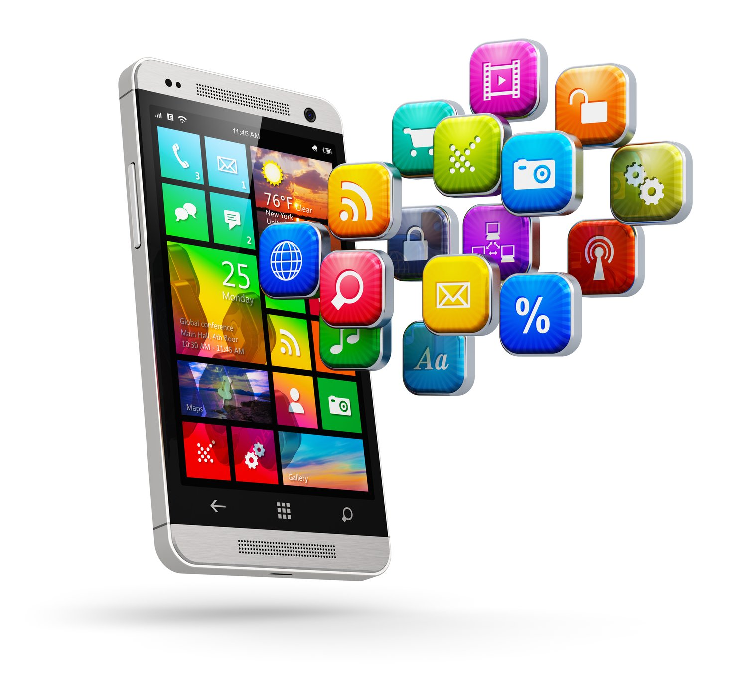 totalweb partners mobile application development