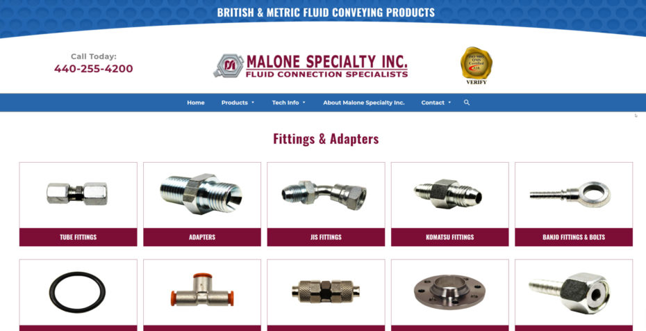 malone-website-preview